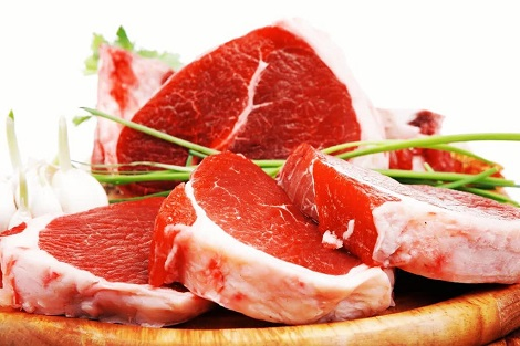 گوشت شترمرغ فله